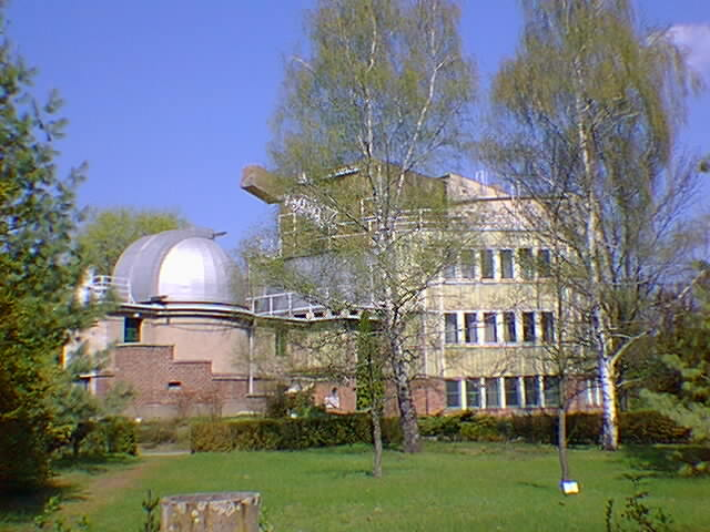Debrecen solar observatory